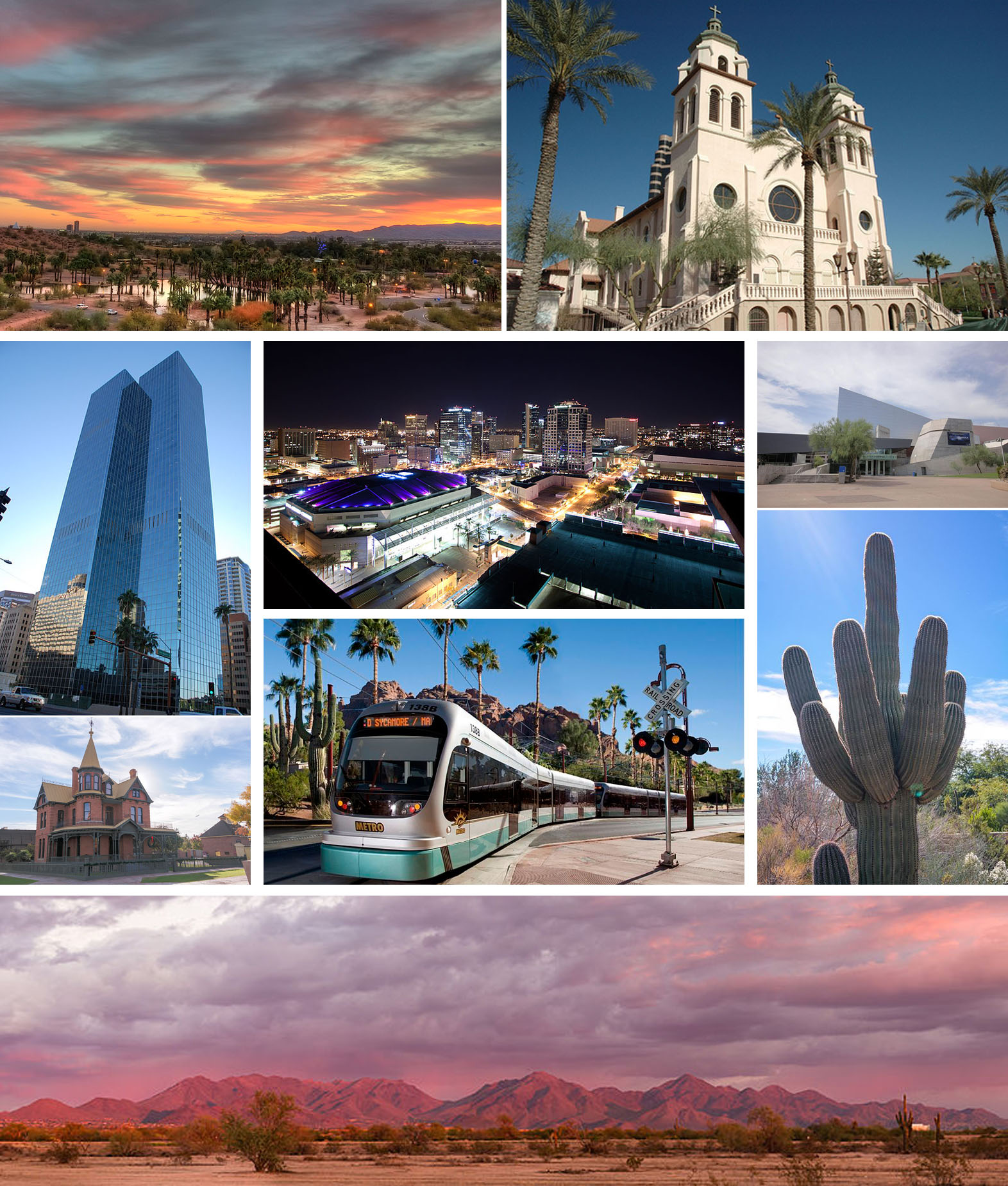 Phoenix Arizona  Wikipedia