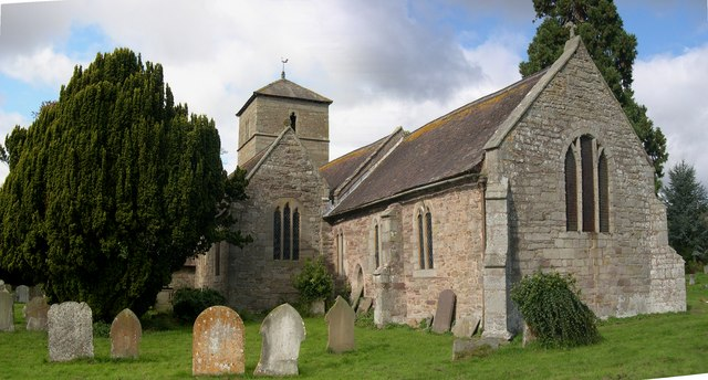 St Michael, Mansel Lacy.