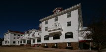 Stanley Hotel In Colorado Scariest