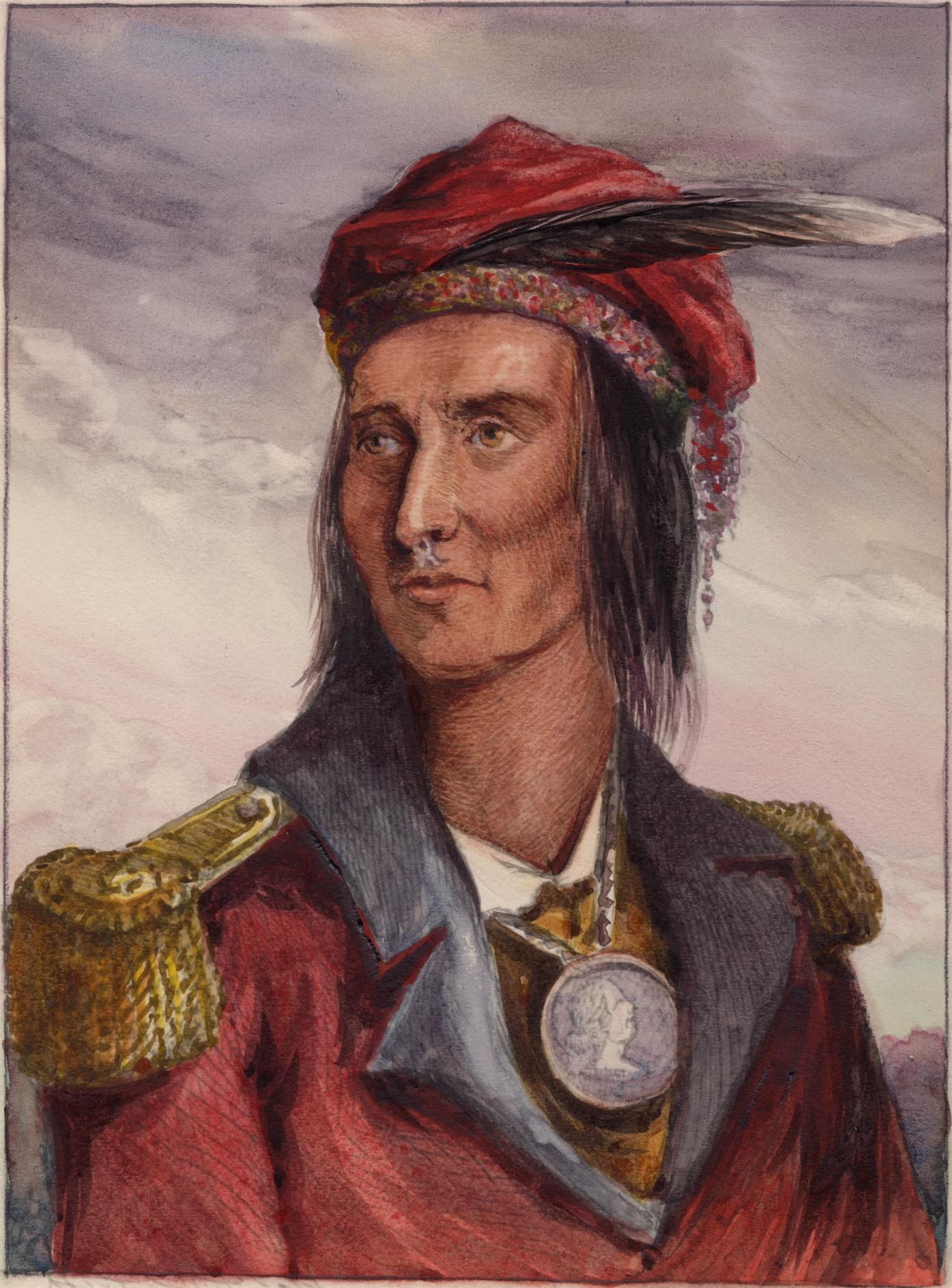 Tecumseh  Wikipedia