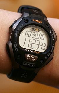 Česky: Hodinky Timex T5E901 Ironman Triathlon ...
