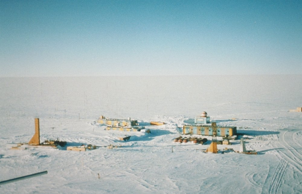 Resultado de imagen de lago vostok