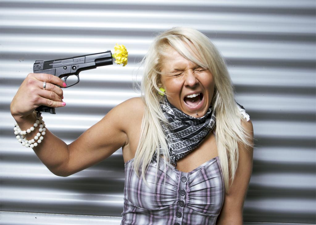 Use Flowers Not Guns