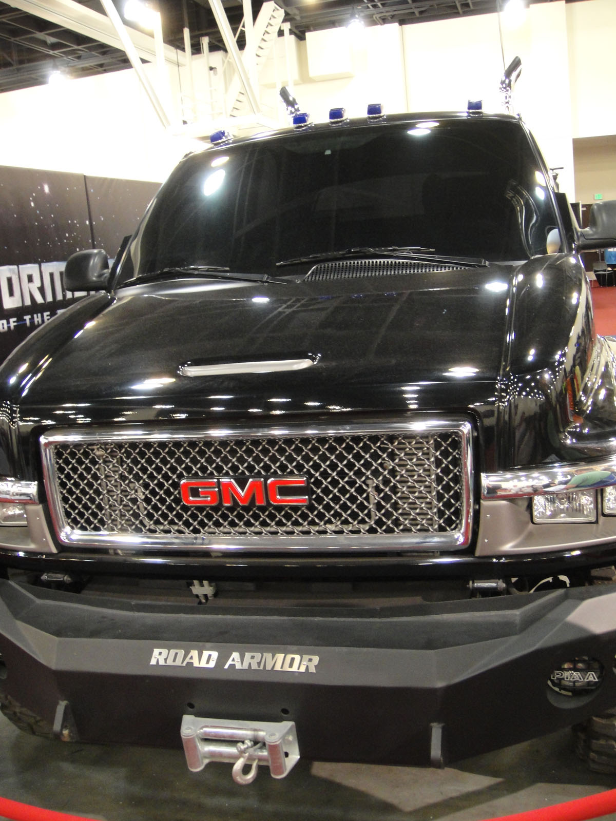 What Kind Of Truck Is Ironhide : truck, ironhide, File:BotCon, Ironhide, Topkick, (5802069821).jpg, Wikimedia, Commons
