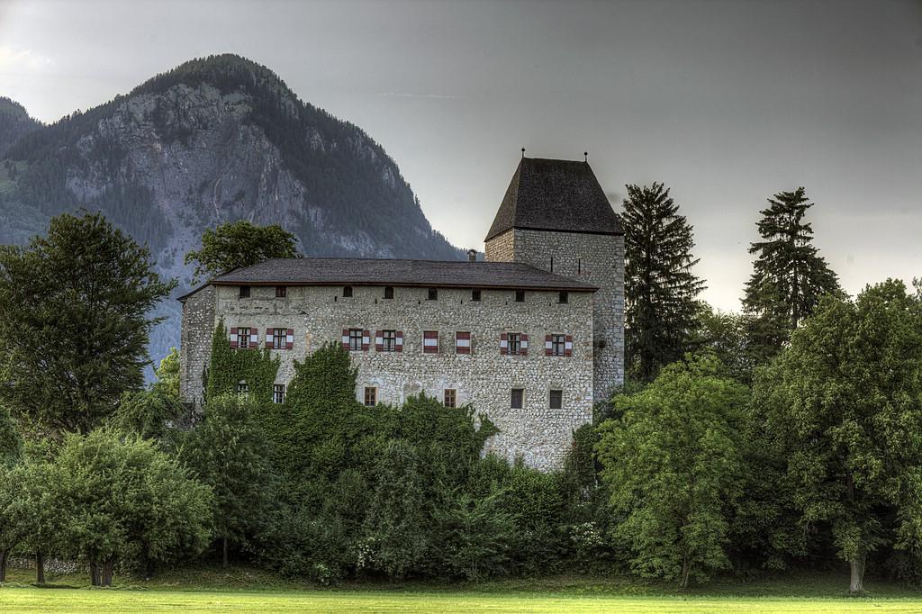 Burg Lichtenwerth  Wikipedia