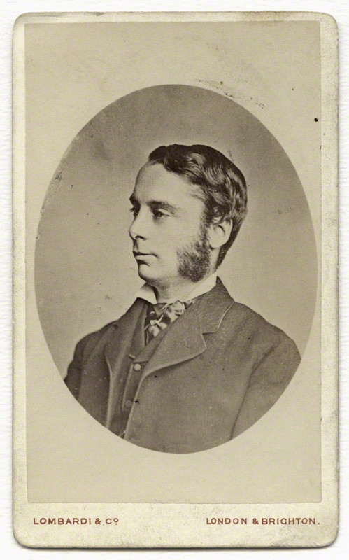 Charles Bravo portrait
