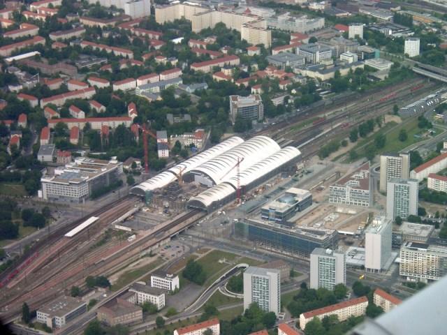 Dresen Hauptbahnhof