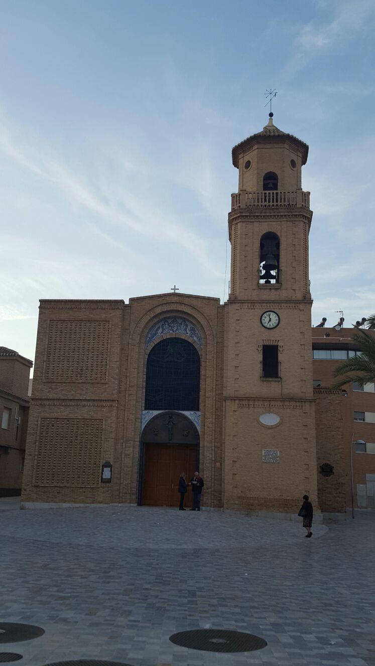 Iglesia de Nuestra Seora del Pilar Pilar de la Horadada