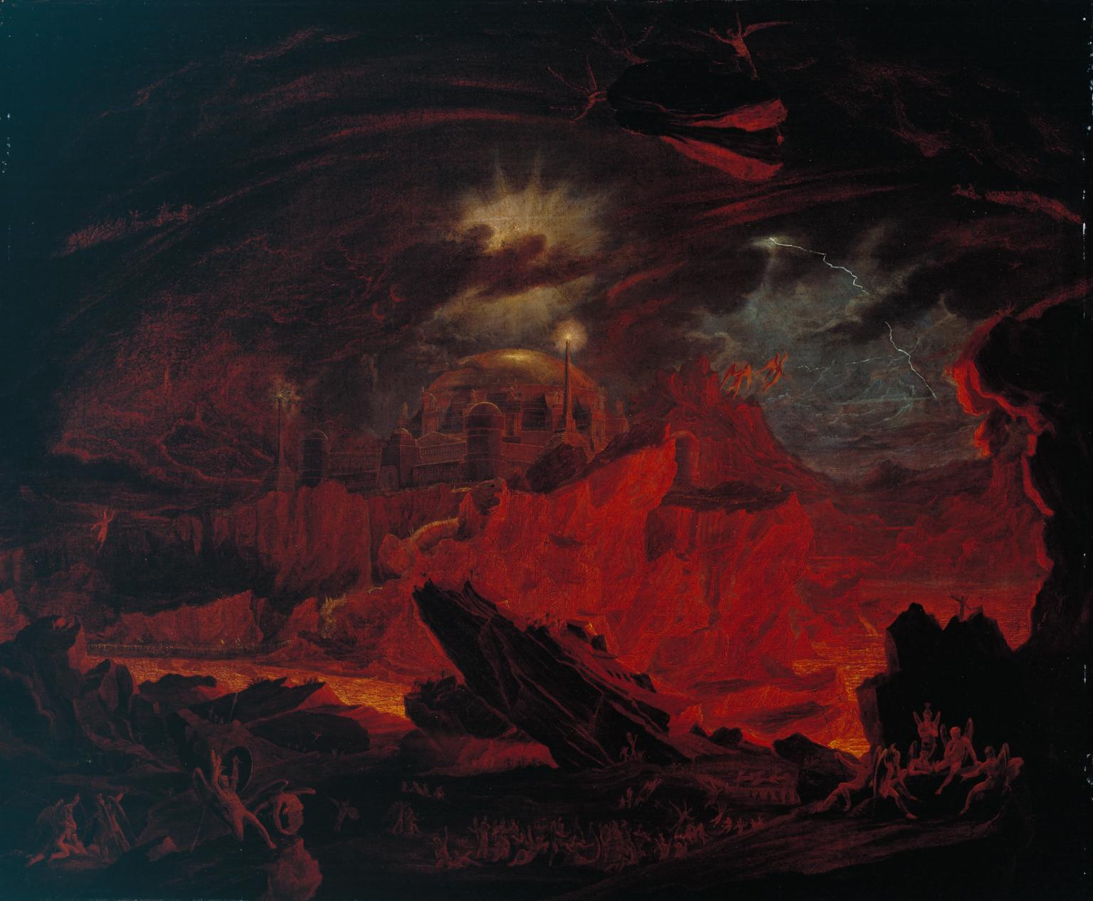 John Martin [Public domain], via Wikimedia Commons