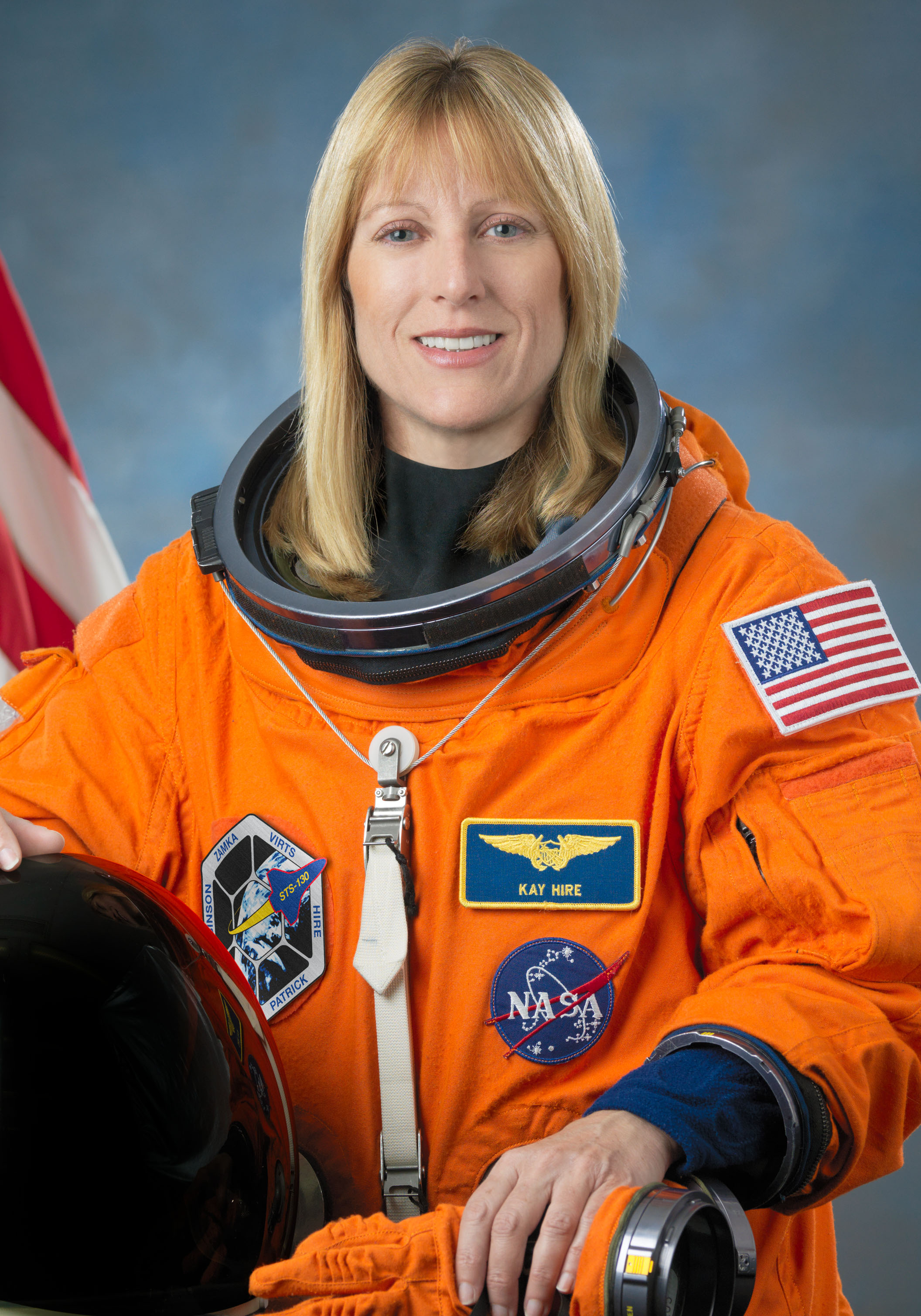 Image result for Kathryn P. Hire nasa