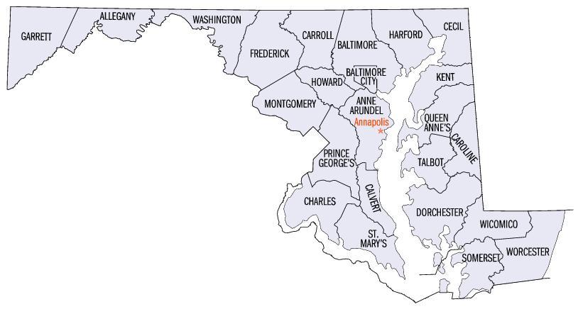 Delaware Zip Code Areas