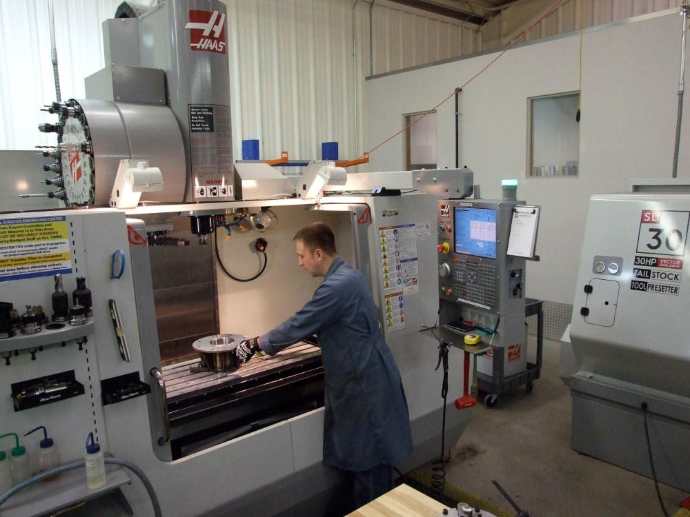 medium resolution of machine shop