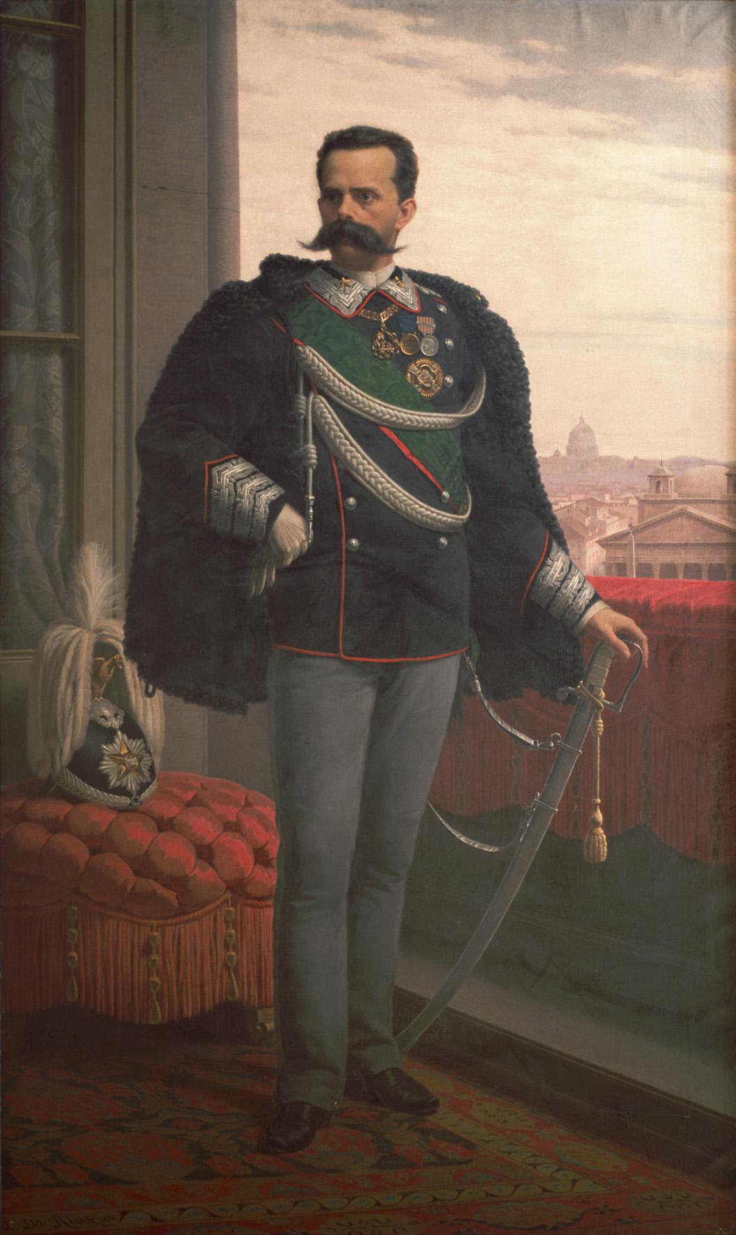 Umberto I of Italy - Wikipedia