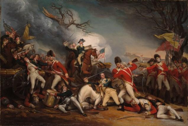 Image result for battle of paulus hook