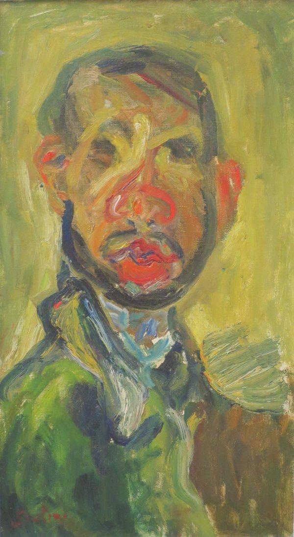 File ' Portrait' Chaim Soutine 1916