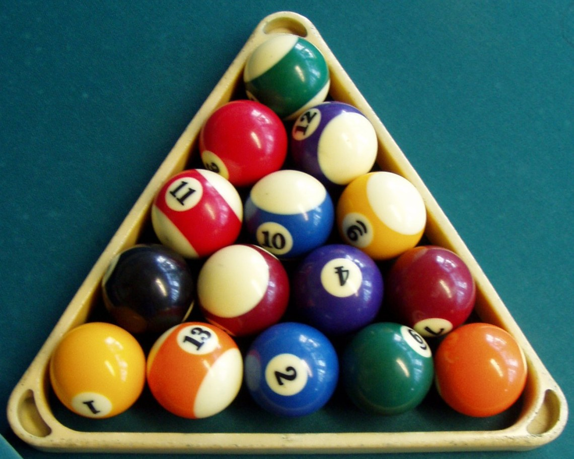 Image Result For Ball Pool Set Up