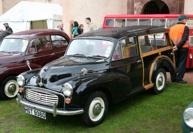 Morris Minor Traveller For Sale