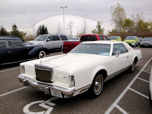 small resolution of 1979 continental mark v collector s series