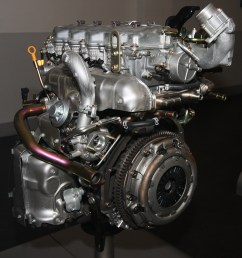 file 2003 nissan yd22ddti engine right rear jpg [ 1280 x 1362 Pixel ]