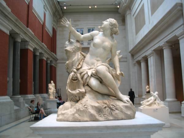 File Andromeda Domenico Guidi Metropolitan Museum Of