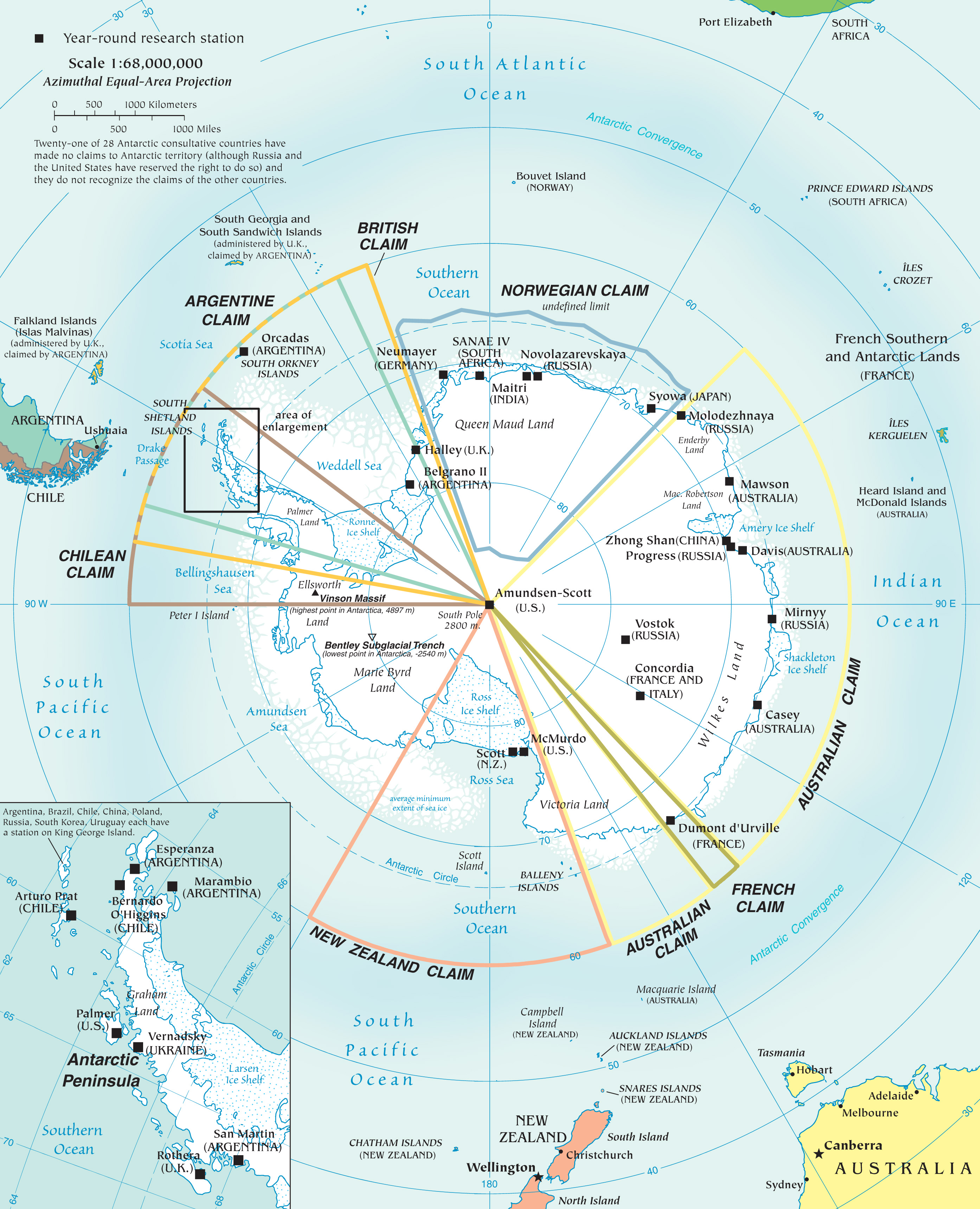 wikipedia map antarctica