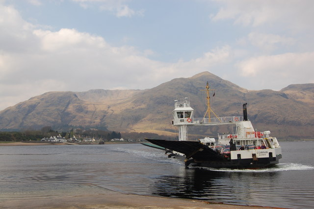 English: Corran Ferry