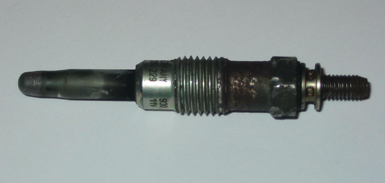hight resolution of glowplug