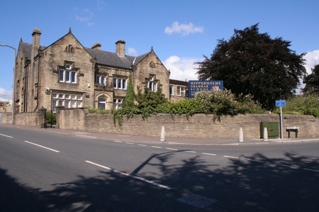 Hipperholme Grammar School  Wikipedia