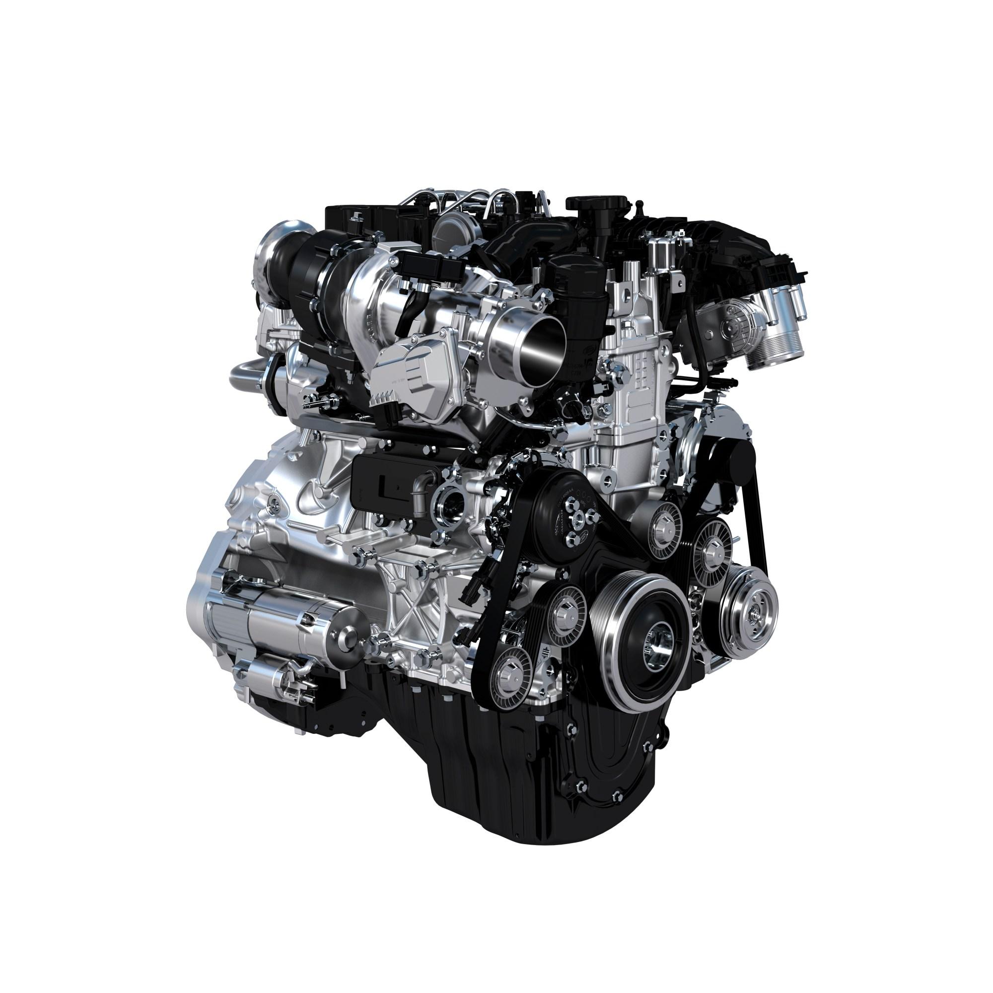 hight resolution of ingenium engine family