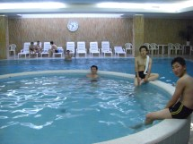 File Koryo Hotel Swimming Pool. Pyongyang North Korea