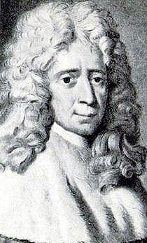 A picture of Montesquieu