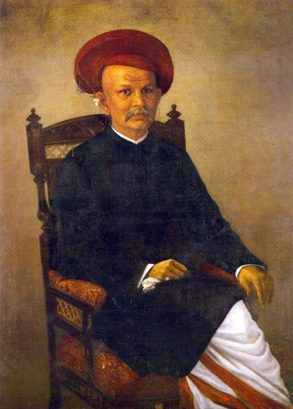 File Raja Ravi Varma Portrait Of