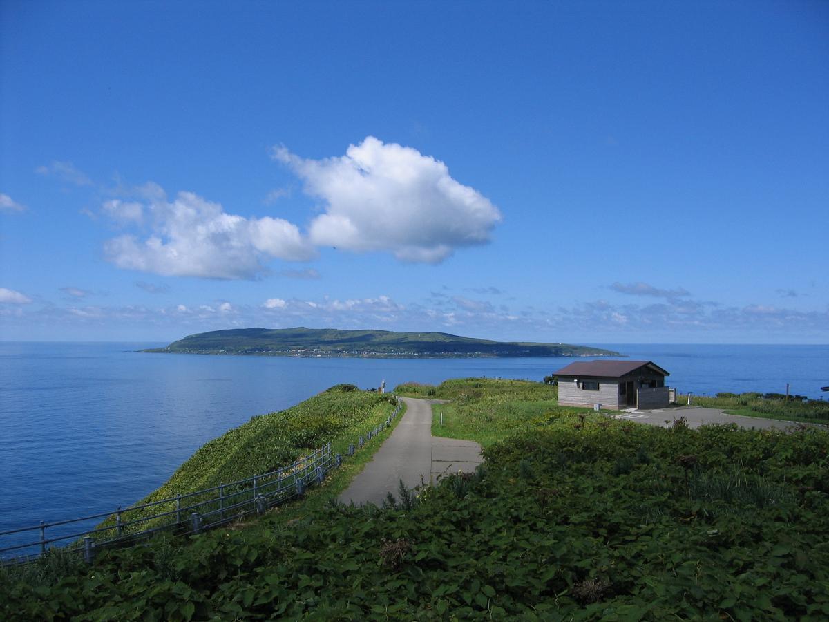 Teuri Island  Wikipedia