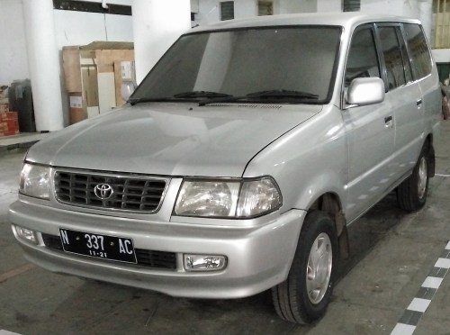 small resolution of wiring diagram mobil toyota kijang super