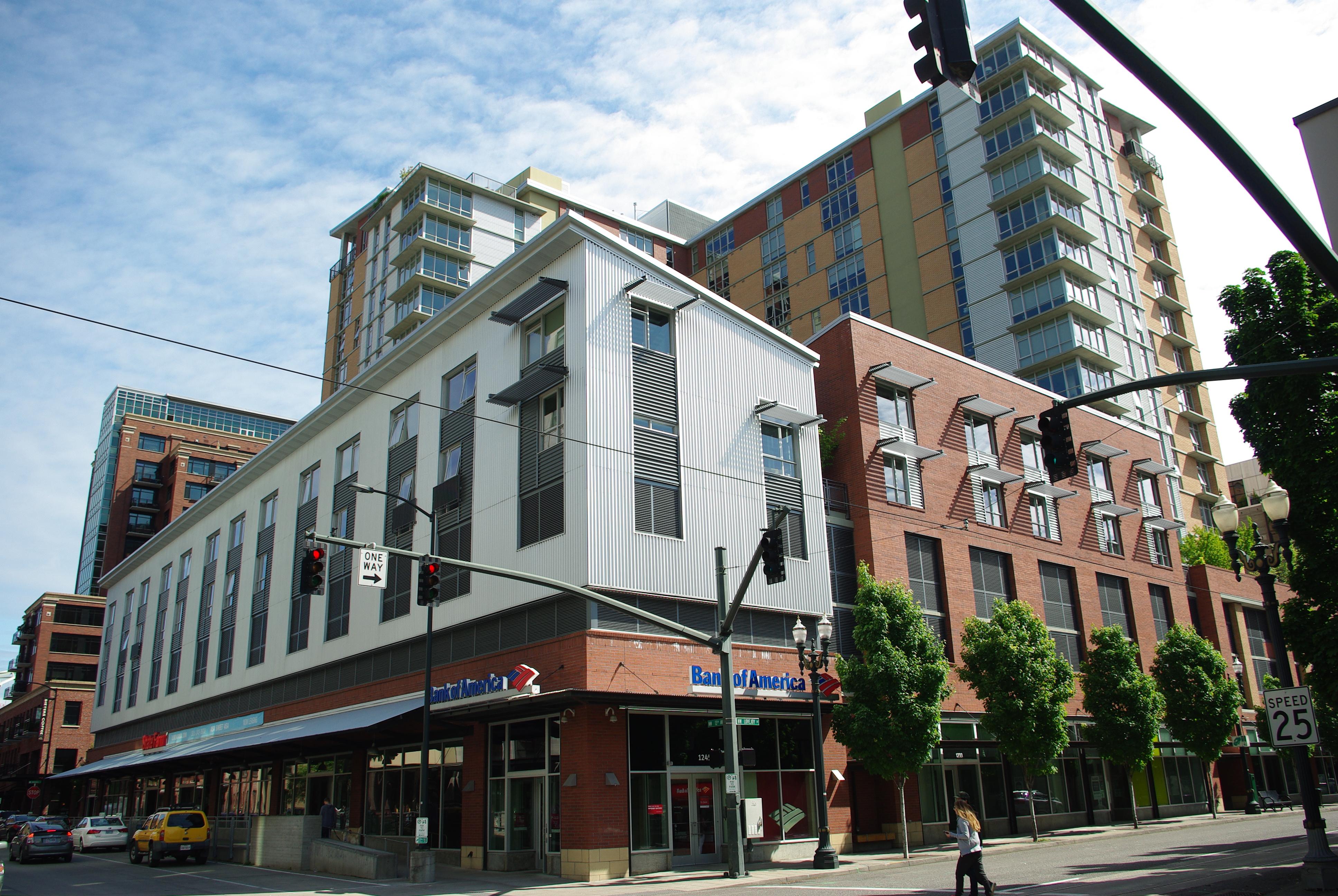 Asa Flats Portland Oregon