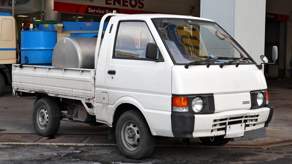 medium resolution of nissan vanette truck