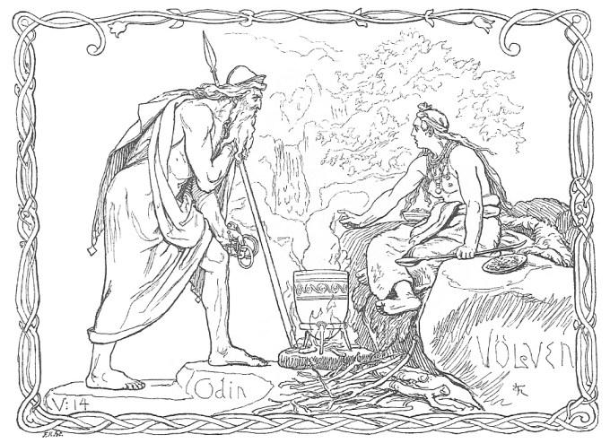 Odin og Völven by Frølich.jpg