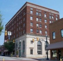 Downtown Concord North Carolina