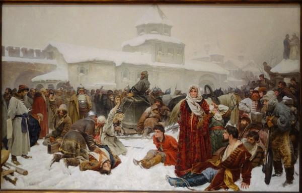 File Fall Of Novgorod Klaudii Vasilievich Lebedev