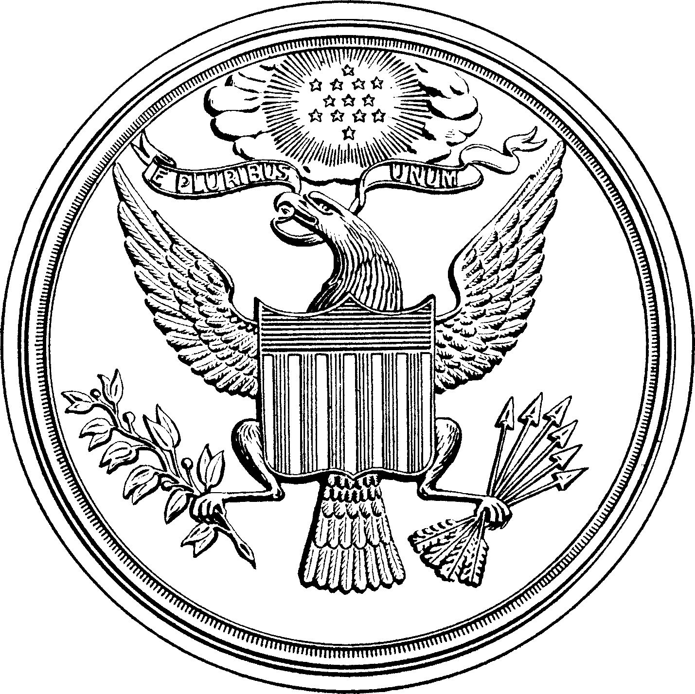 File Us Great Seal Drawing