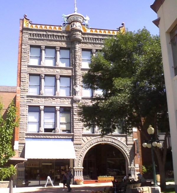 Helena Historic District Montana - Wikipedia