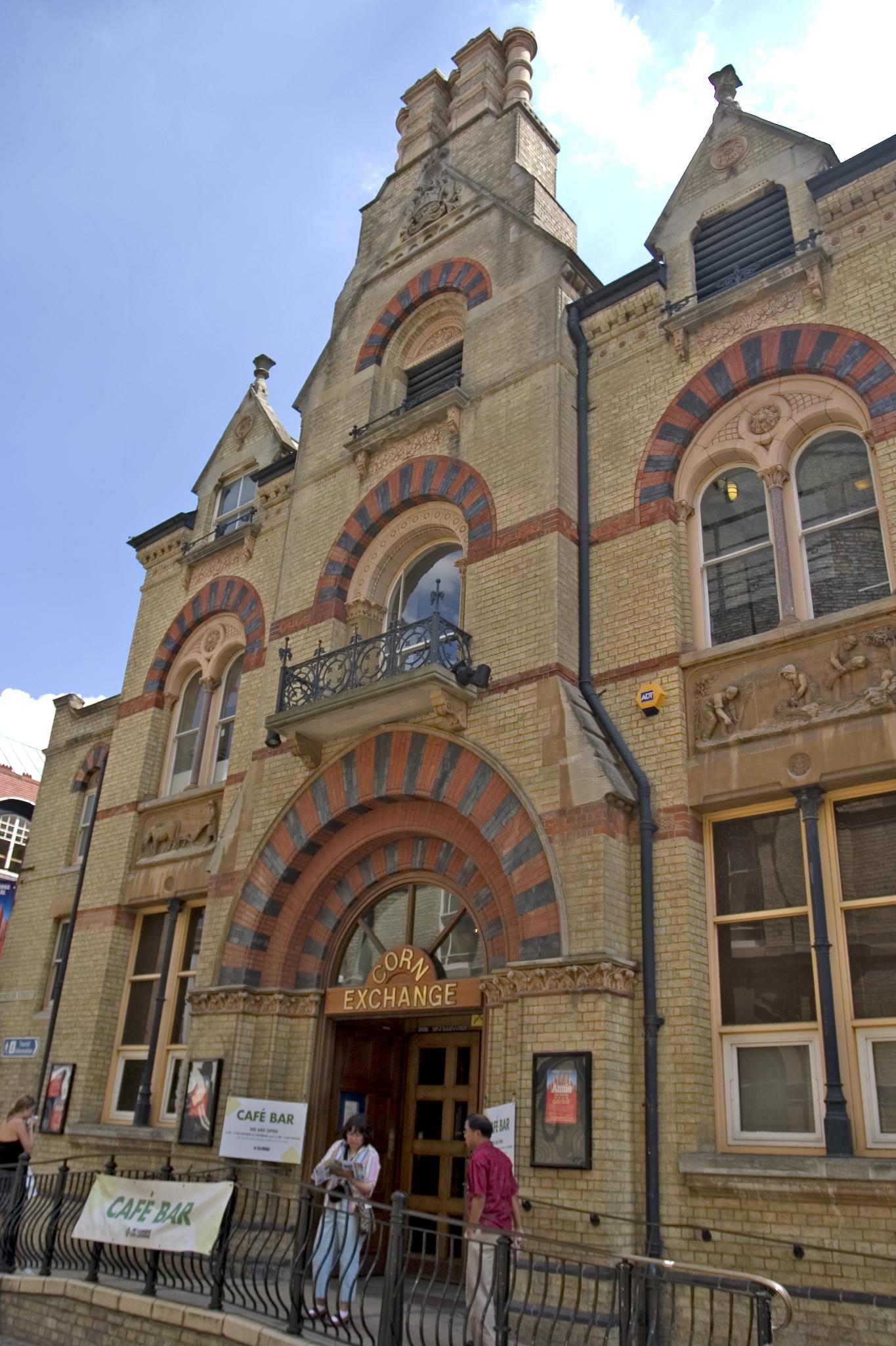 Cambridge Corn Exchange  Wikipedia