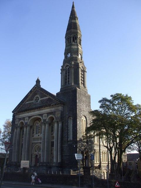 Tabernacle Chapel Morriston  Wikipedia