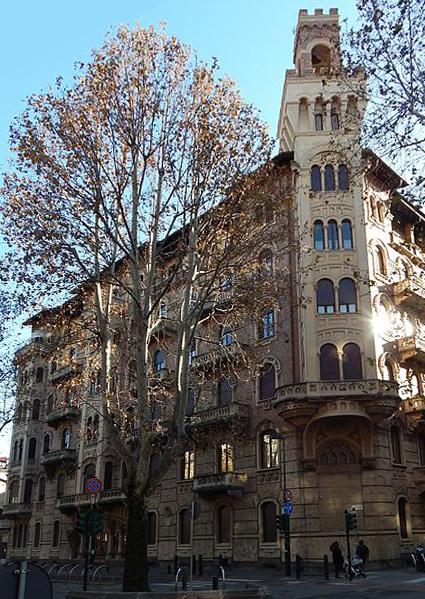 Casa della Vittoria  Wikipedia