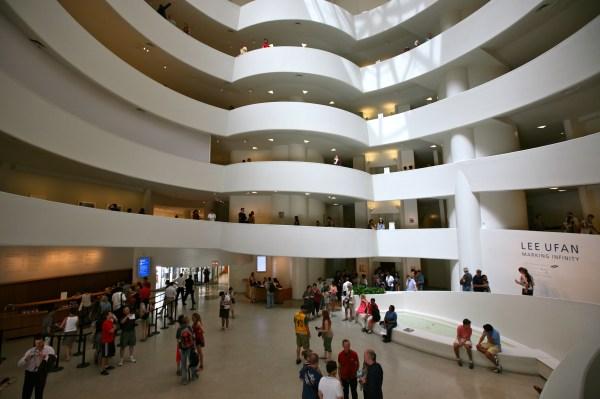 File Floors In Solomon . Guggenheim Museum