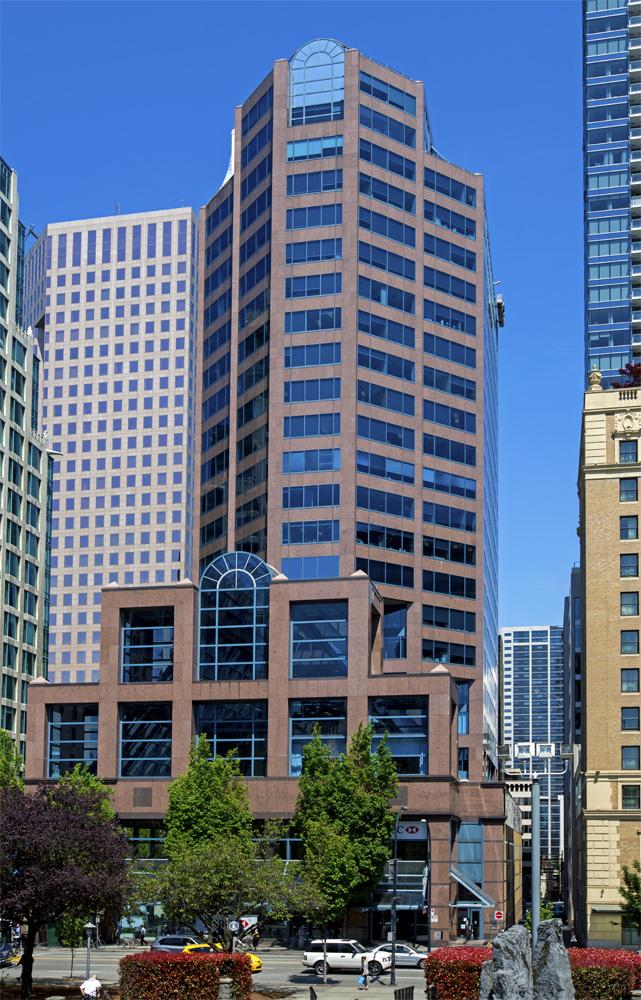 HSBC Canada Building  Wikipedia
