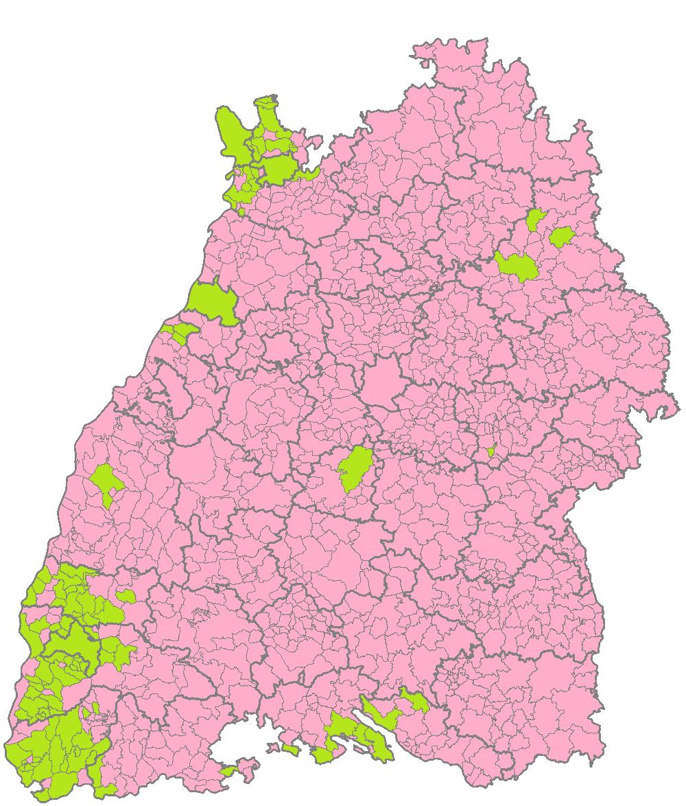 Karte aus der Wikipedia