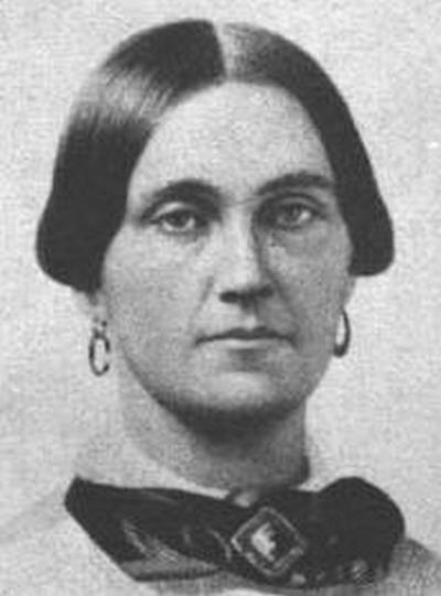 English: Mary Surratt; from http://members.aol...