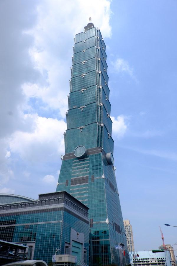 View From Taipei 101