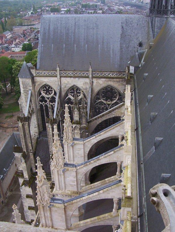 File Amiens - Sur Les Hauteurs De Notre-dame Arc-boutant